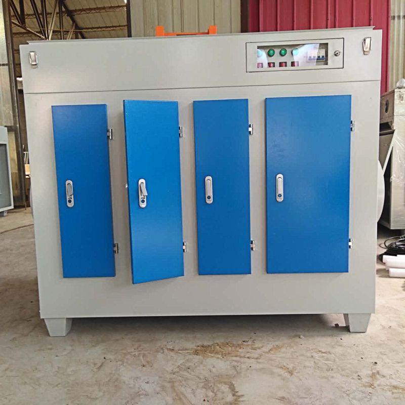 不锈钢UV光氧催化废气处理设备制作