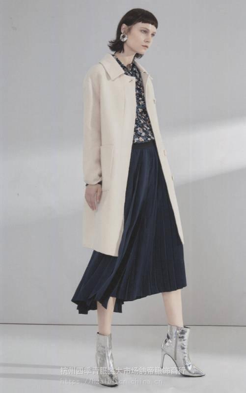 【音儿】19冬季新款品牌折扣加盟女装联营尾货直播一手货源批发塔吉女装