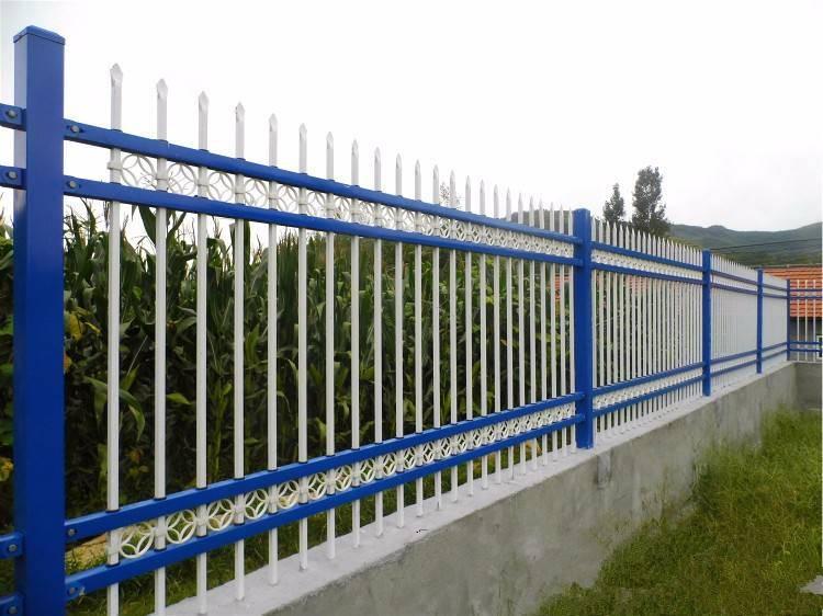 格拉瑞斯专产锌钢围墙护栏,小区围墙护栏生产厂家