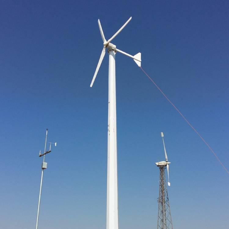 晟成专业生产20KW水平轴风力发电机 微风启动 低速风力发电机 永磁发电机价格