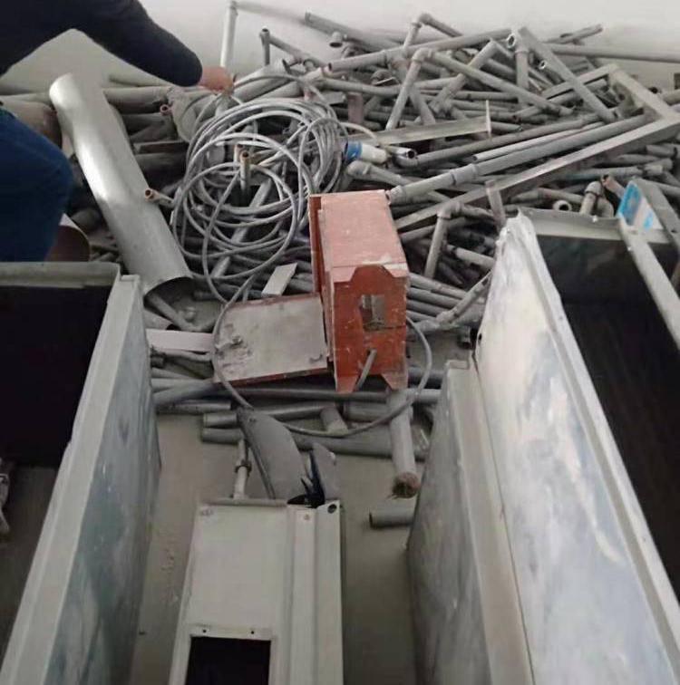 上海鼎源废旧物资回收有限公司是有一定的实力公司
