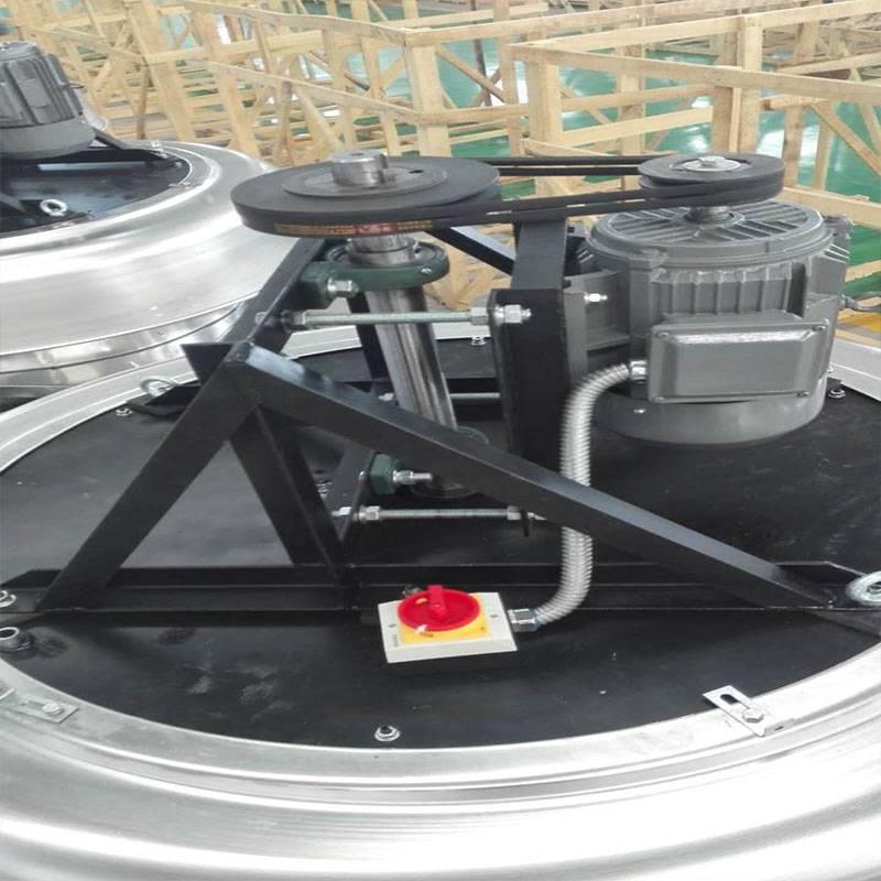 玻璃鋼冷卻塔風機玻璃鋼防蚊蟲風機軸流風機FT35系列