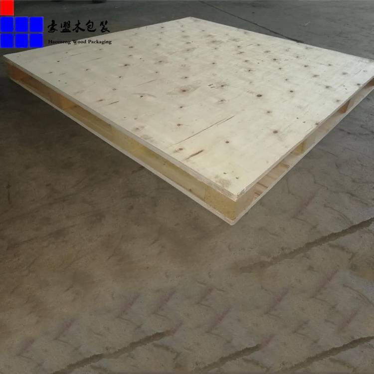 高密胶合板托盘四面进叉生产销售厂家质量有保证