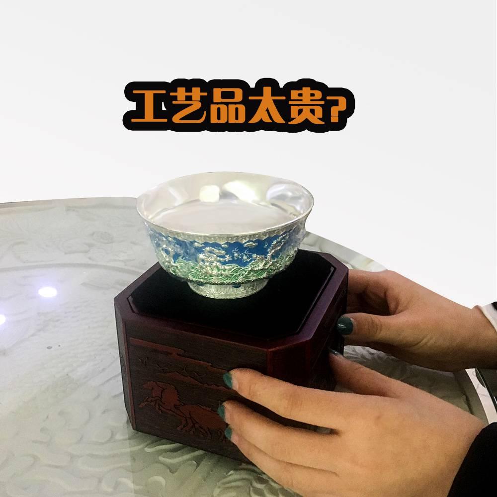 可汗碗-榮朝高品質輕奢品牌特色工藝品
