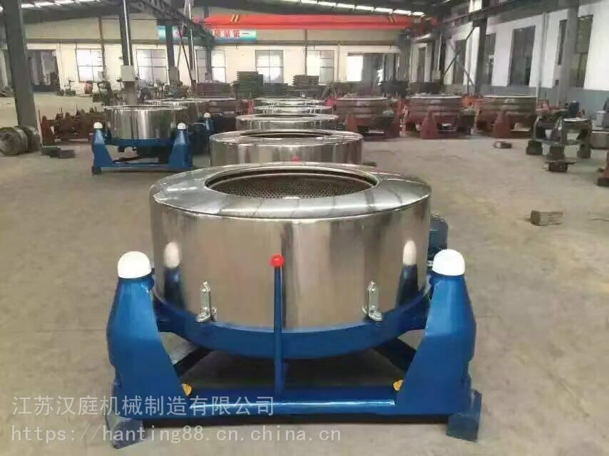 SS751-500服裝脫水機全鋼三足式脫水機云南工業用洗脫一
