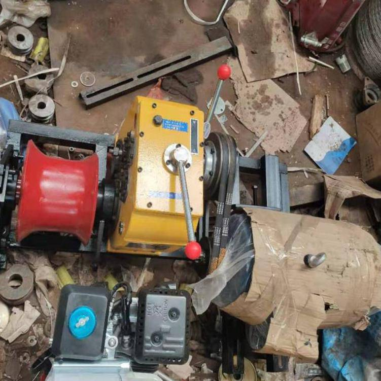 3t5t8t吨汽油柴油绞磨机 3t5t8t电机绞磨机