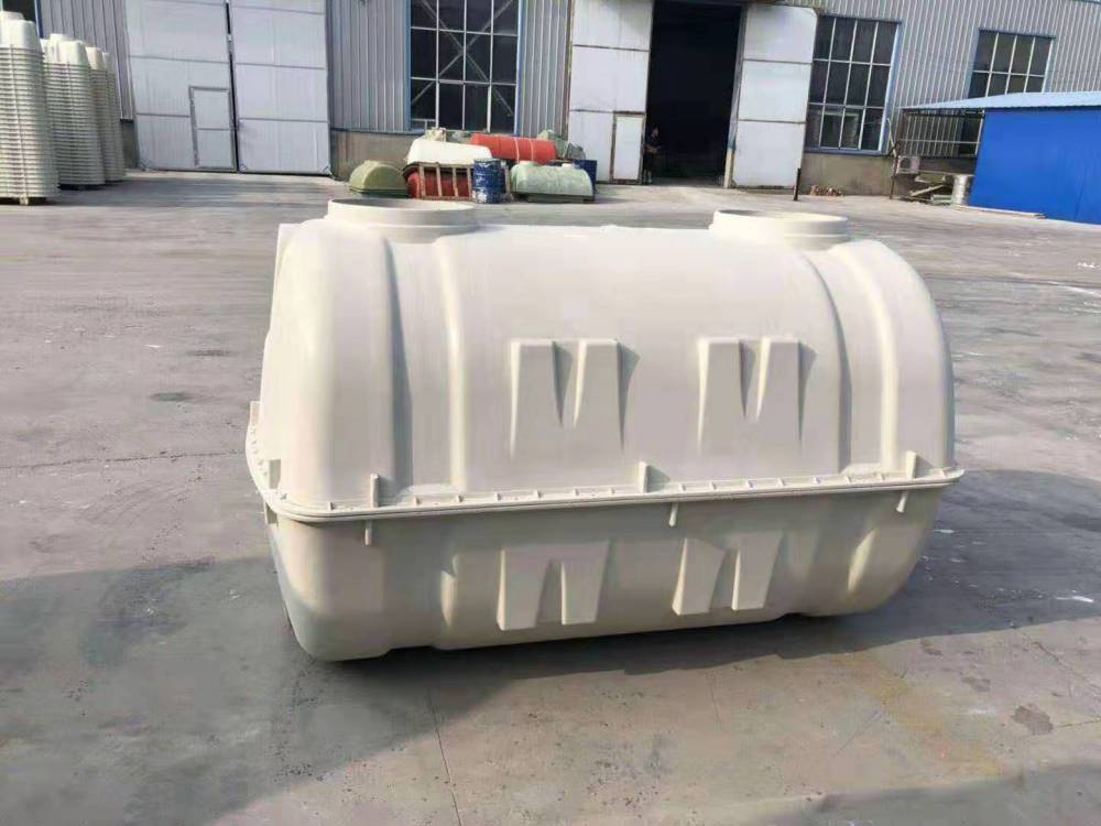 岳阳玻璃钢化粪池工厂新闻价格