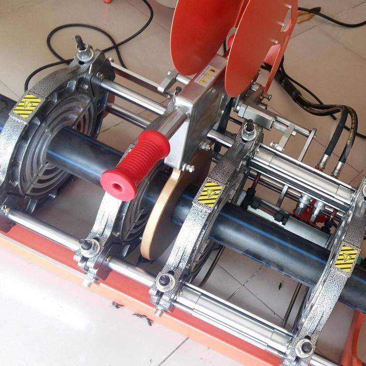 热熔机 全自动热熔焊机 钢丝网骨架机 天然气焊接
