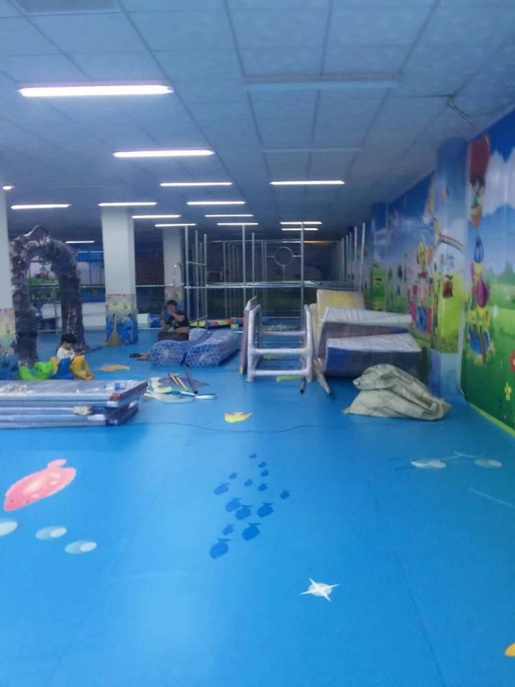 新款淘气堡儿童乐园加盟公司厂家价格