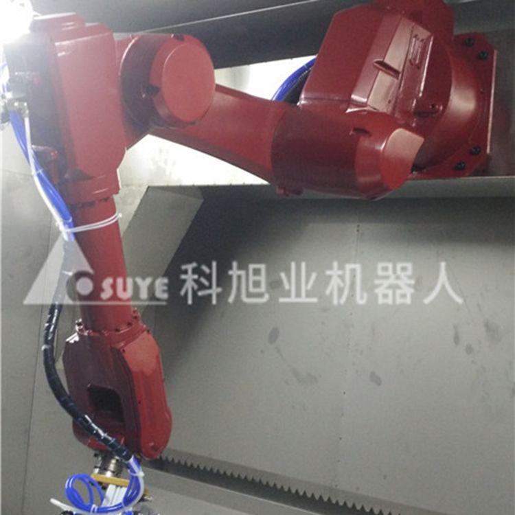 格力空调机器人喷漆 机械手喷涂