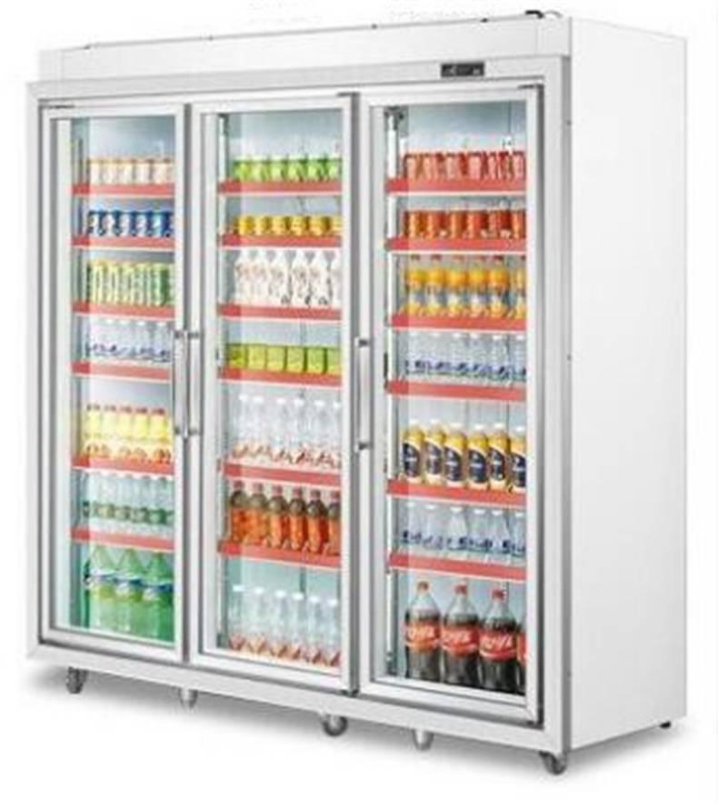 厦门天福生鲜超市冻品保鲜柜包物流