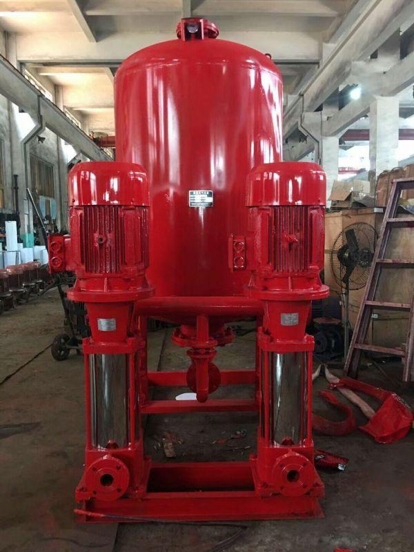 卓全电动机消防泵XBD10.0/25G-L消防稳压泵卧式/立式