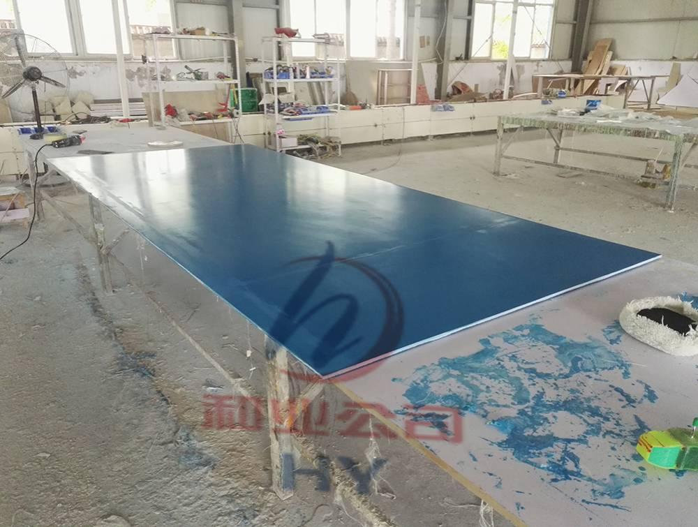 河南德辰玻璃钢定制树脂板 纤维板 平板 盖板