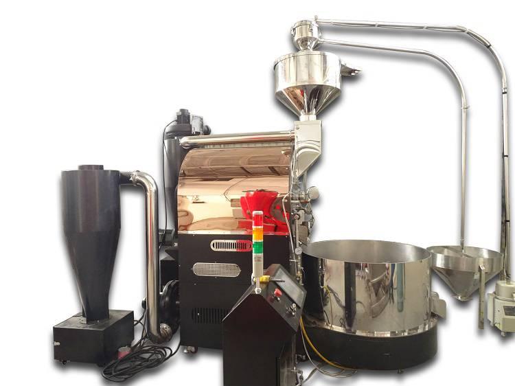 60KG咖啡豆烘焙机