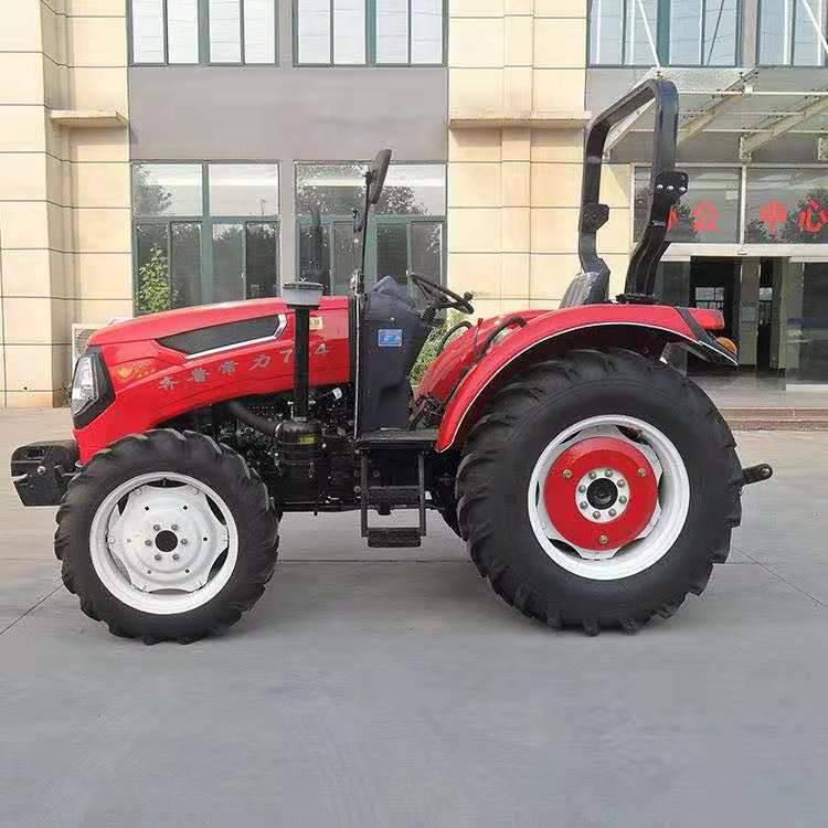 柴油大马力拖拉机多功能田园管理机