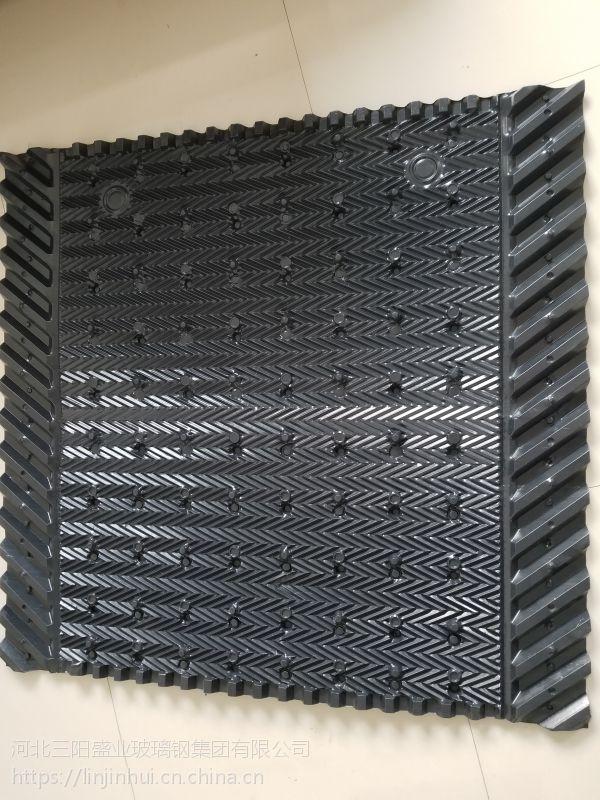 玻璃钢填料降温玻璃钢填料三阳厂家台阶式梯形斜波填料