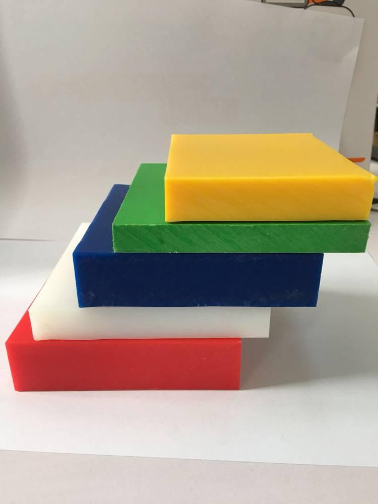 高分子聚乙烯板材加工生产全过程