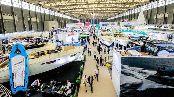 水上新潮,艇嗨三月,2020上海國際遊艇展預登記全面上線