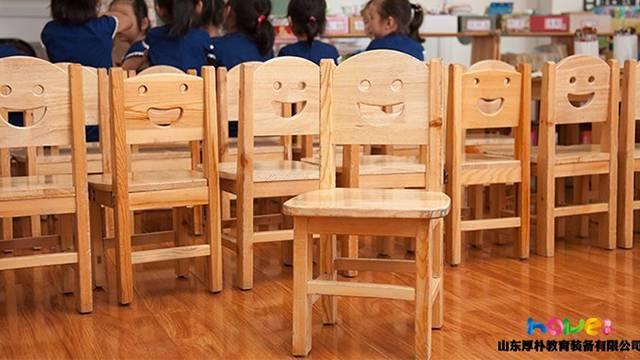 幼儿园桌椅并不像看上去简单