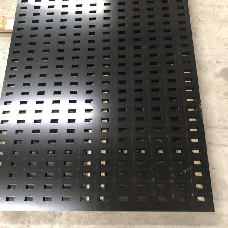 挂钩瓷砖展示架 地板砖展厅架子 方孔铁板网