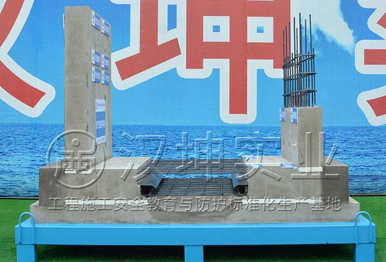 工地樣板展示區 建筑工程質量樣板展示區廠家