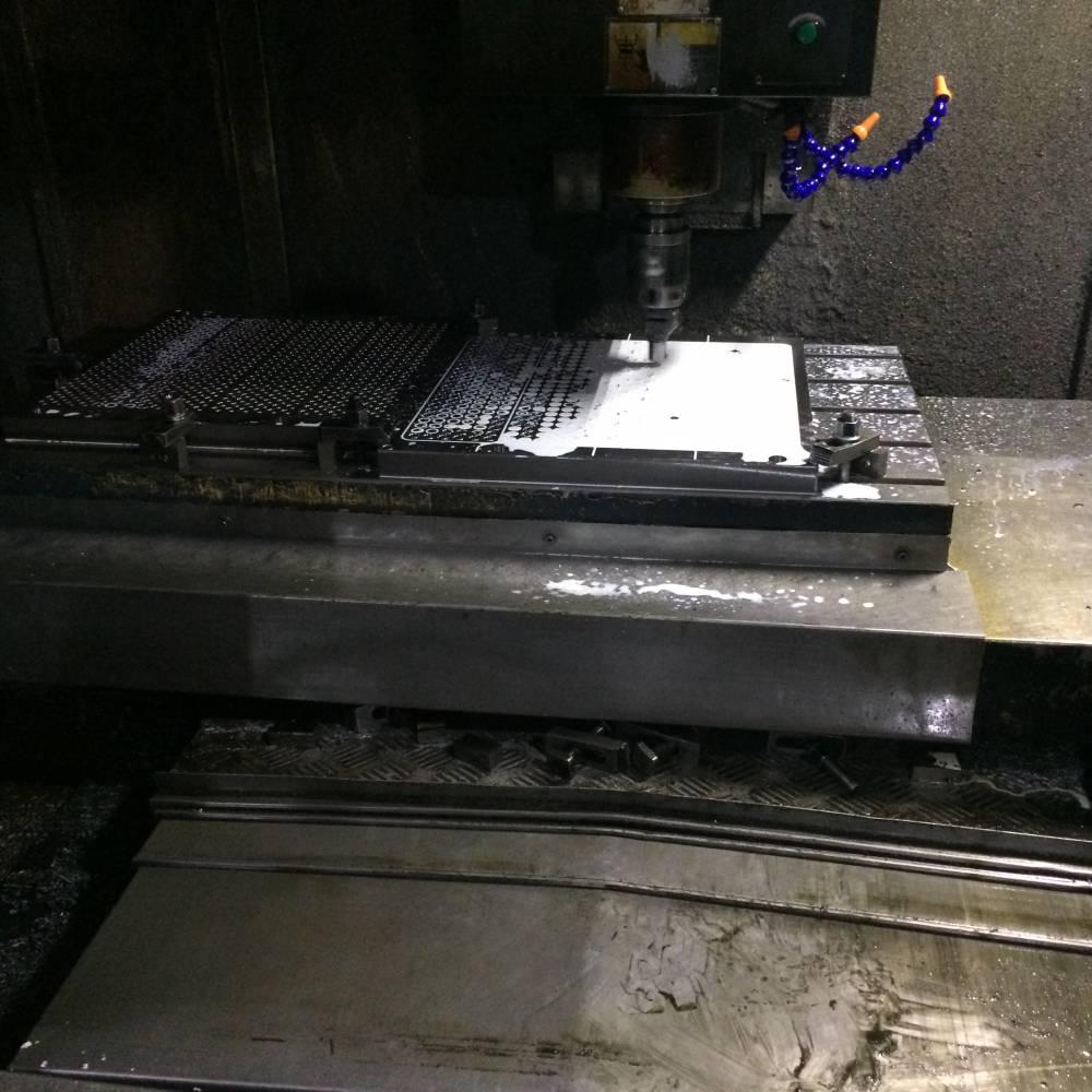 机械耐油橡胶密封件模具加工