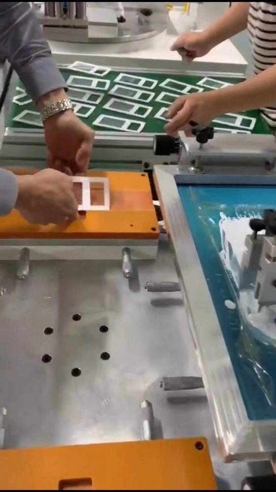 娄底电吹风外壳平面丝印机厂家半自动丝印机