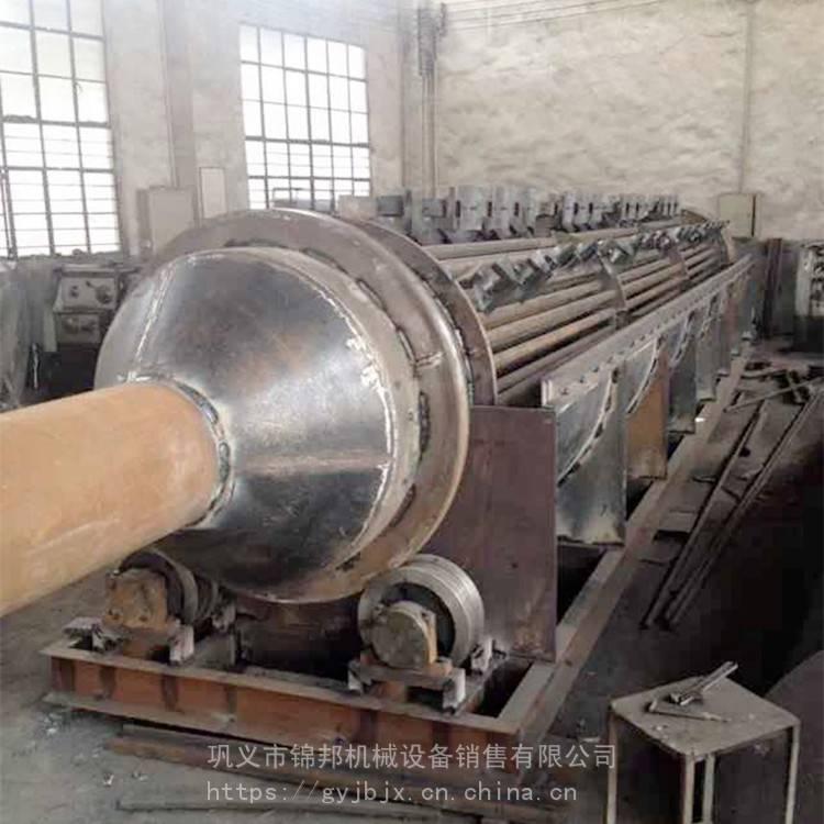 大型豆渣烘干机图片-新型豆渣干燥机内部结构-生产视频