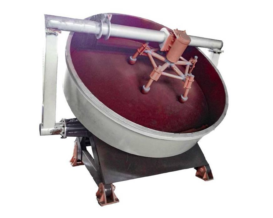 盘式成球机,圆盘造粒机生产厂家——郑矿机器