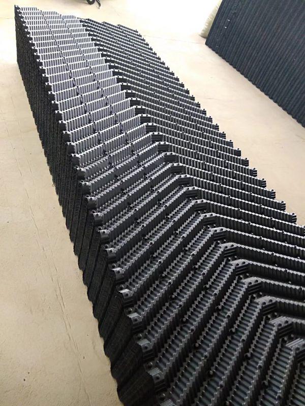降溫玻璃鋼填料三陽廠家六角蜂窩填料點波填料