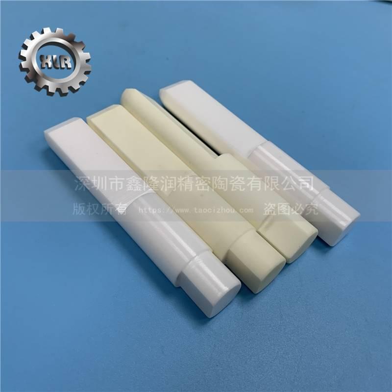 生产厂家供应磁力泵氧化铝、氧化锆陶瓷轴、柱塞 可非标定制