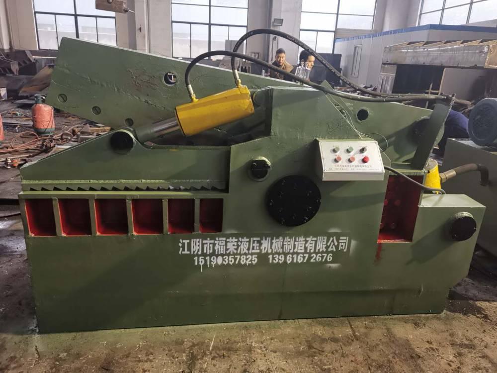 江蘇福榮鱷魚剪切機廠家直銷