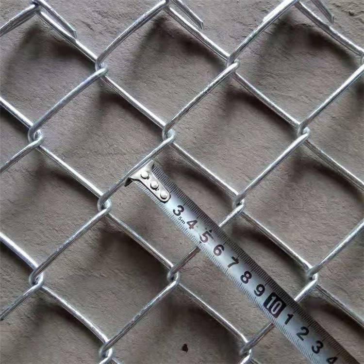 镀锌勾花网护栏网定做|镀锌勾花网铁丝网围栏价格厂家