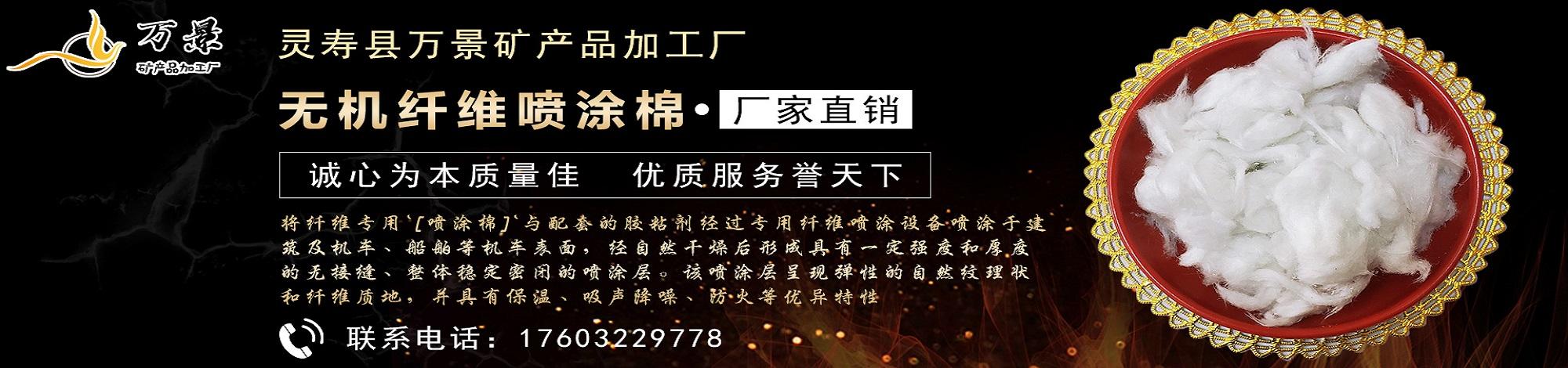 灵寿县万景矿产品加工厂