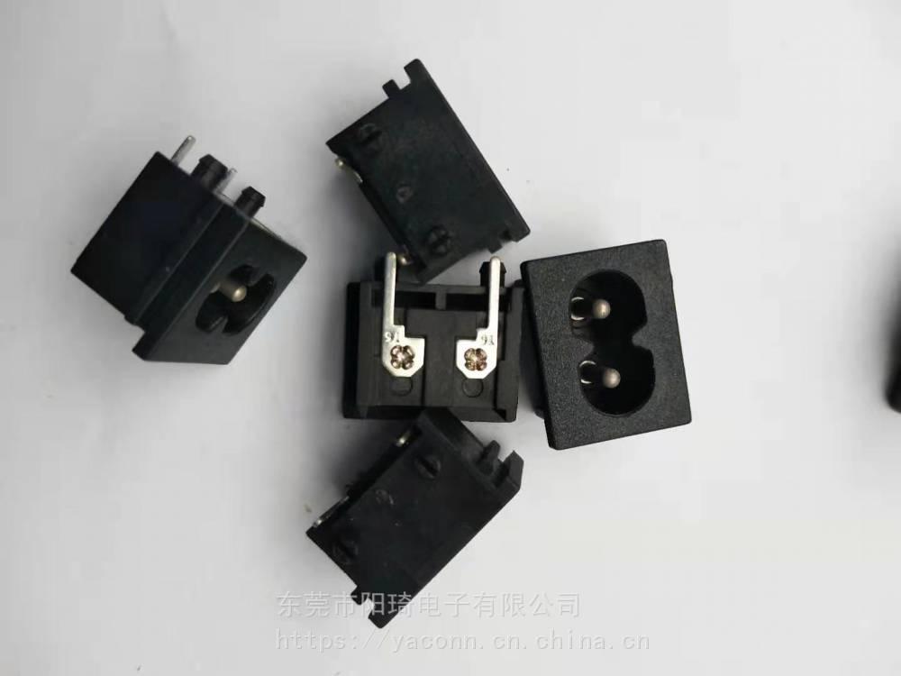供應ST-A03系列八字尾AC插座 8字插座