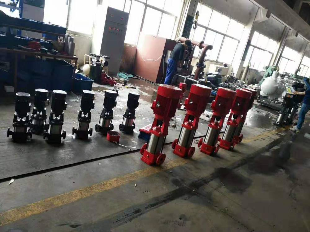 供应XBD12.5/25G-L75KW消防泵