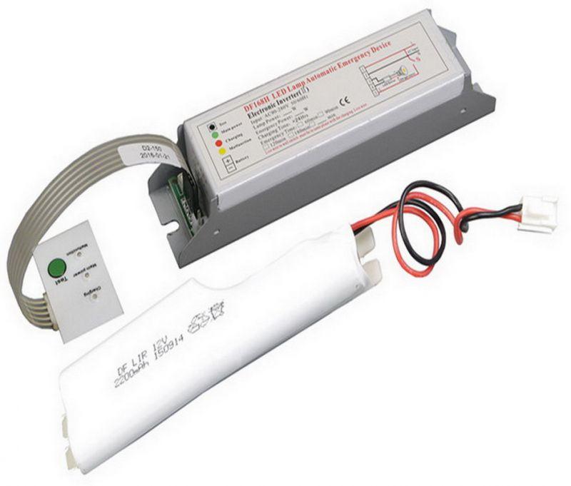 LED应急装置168H应急电源接线方法