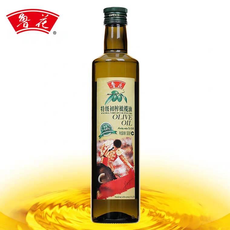 鲁花特级初榨橄榄油550ML (天津塘沽直销)