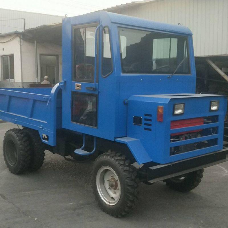 载重3吨四不像运输车  柴油25马力四驱四不像工程车