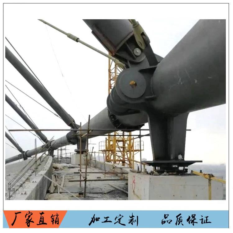KQZ1000KN-GD固定减震球形钢支座