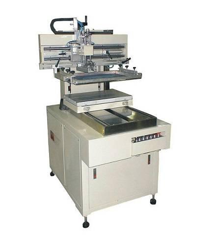 手机壳跑台丝印机东莞优远5050p全自动手机壳丝网印刷机制造厂家