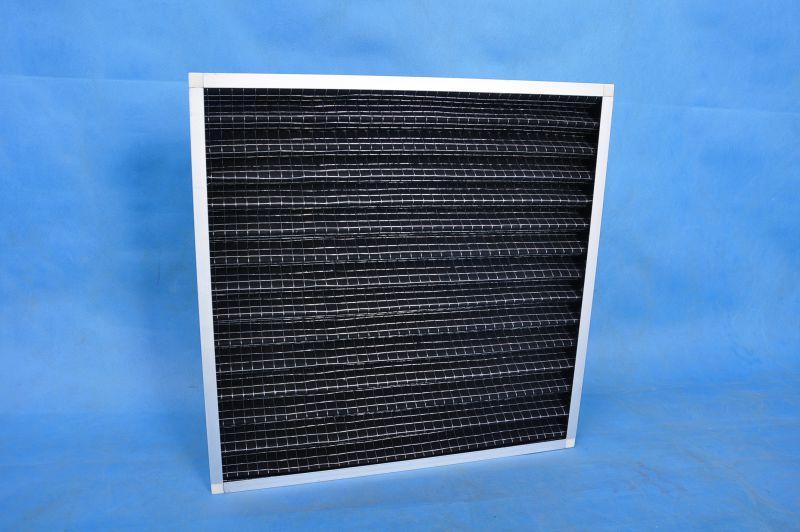 活性炭复合网板式空气过滤器