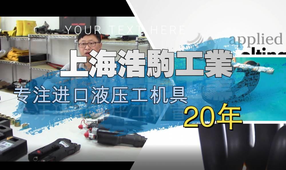 上海浩驹工业行业范围