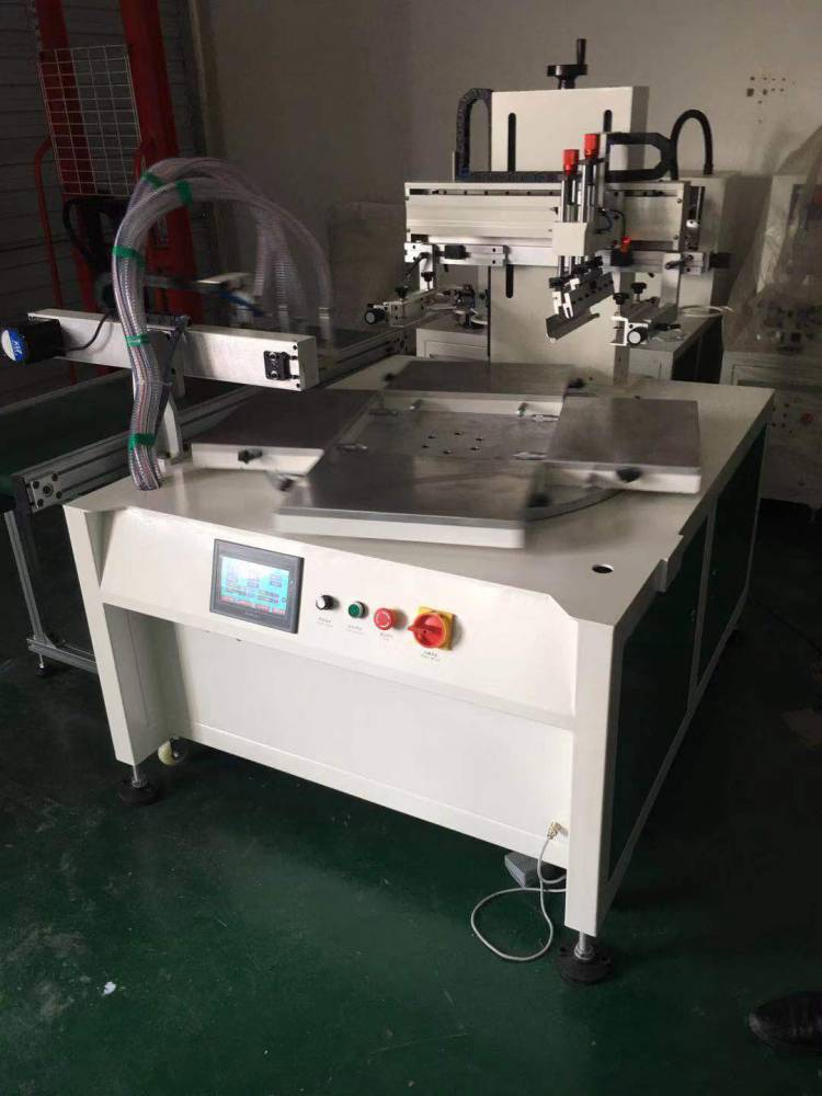 晋中玻璃杯曲面丝印机厂家伺服丝印机