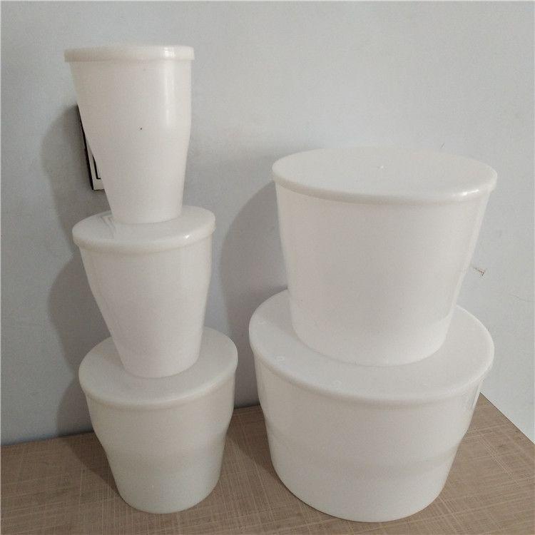 楼房建筑给排水管道预留洞套筒预埋白桶