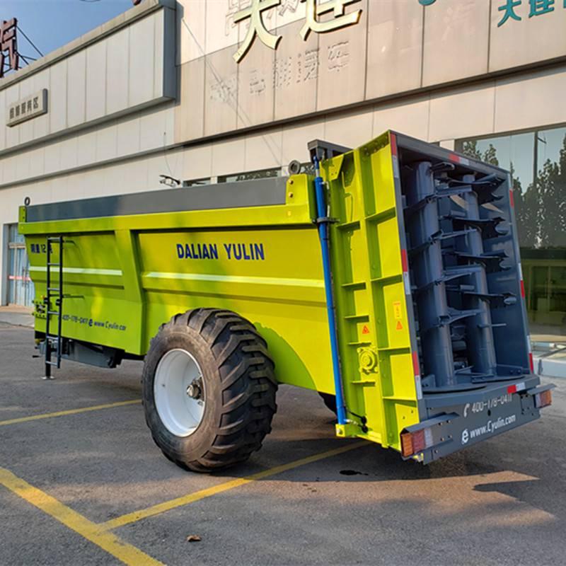 大型螺旋湿肥撒肥车,湿肥撒肥车,厩肥抛肥机,绞龙撒肥车