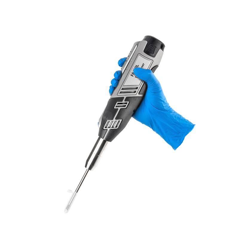 净信便携式手持式匀浆机F6/10L高速匀浆机细胞破碎仪分散机乳化机手持式组织研磨器 F6/10L