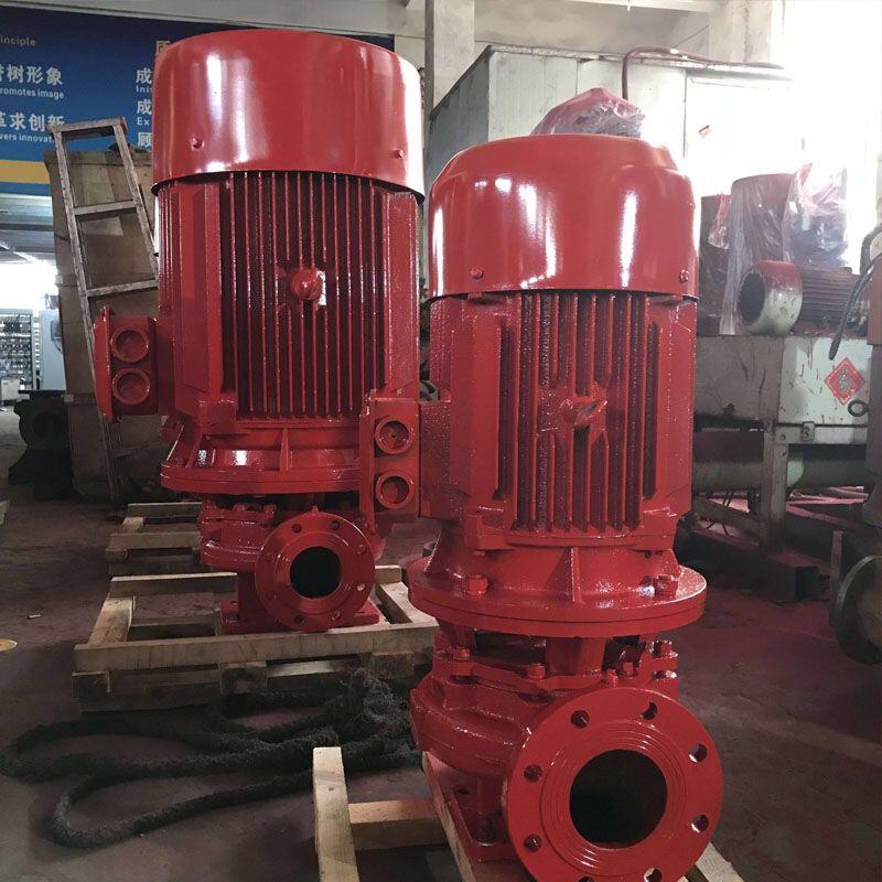 消防泵厂家 XBD消防喷淋泵 消火栓泵 消防增压稳压装置
