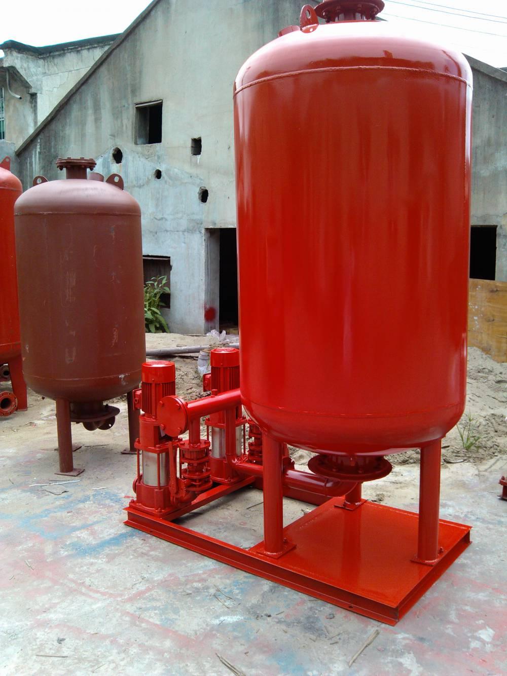 消防增壓穩壓設備配套多級穩壓泵SQL100010SQL80010成套機組