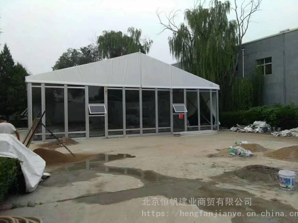 北京恒帆厂家销售、租赁各种规格铝合金婚礼篷房,非常高大上
